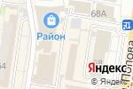 Схема проезда до компании Магазин детской обуви в Барнауле