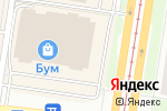 Схема проезда до компании Добро в Барнауле