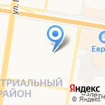 Бизнес Букет на карте Барнаула