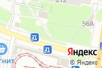 Схема проезда до компании Киоск по продаже цифровых носителей в Барнауле