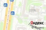 Схема проезда до компании Мирис в Барнауле