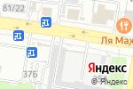 Схема проезда до компании Киоск по продаже цветов в Барнауле