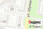 Схема проезда до компании Для тебя в Барнауле