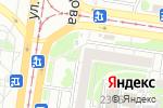 Схема проезда до компании Снежок в Барнауле