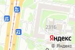Схема проезда до компании Попова 61, ТСЖ в Барнауле
