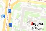 Схема проезда до компании Линда в Барнауле