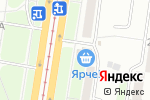Схема проезда до компании Кенгу 24 в Барнауле