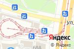 Схема проезда до компании Книжный магазин в Барнауле