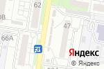 Схема проезда до компании Дядя Дёнер в Барнауле