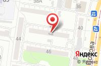 Схема проезда до компании Элит Букет в Белгороде