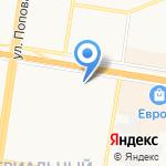 ГостТранс на карте Барнаула