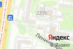 Схема проезда до компании Лаванда в Барнауле