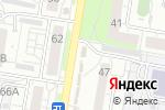 Схема проезда до компании Сеть магазинов по продаже кур-гриль в Барнауле