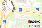 Схема проезда до компании Манхеттен-Гриль в Барнауле