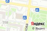 Схема проезда до компании Ноутбук-Сервис в Барнауле