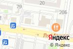 Схема проезда до компании Займ Легко в Барнауле