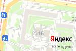 Схема проезда до компании Тикара Додзё в Барнауле