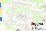 Схема проезда до компании Урал-автозапчасть в Барнауле