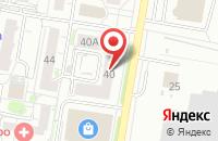 Схема проезда до компании Типография Ветеранов Милиции в Барнауле