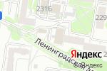 Схема проезда до компании ТиМ в Барнауле