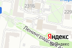 Схема проезда до компании Панорама+ в Барнауле