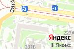 Схема проезда до компании Хельга в Барнауле