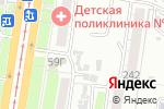 Схема проезда до компании Салон-мастерская в Барнауле
