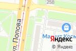 Схема проезда до компании Агентство государственного заказа в Барнауле