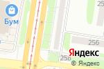 Схема проезда до компании АК Барс банк, ПАО в Барнауле