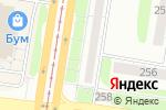 Схема проезда до компании Карат Плюс в Барнауле