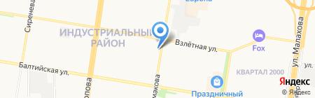Мастерская по ремонту цифровой техники на карте Барнаула