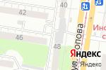 Схема проезда до компании Тальмаш в Барнауле