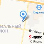 Мастеравто на карте Барнаула