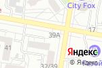 Схема проезда до компании Хлеб да булка в Барнауле