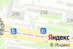 Схема проезда до компании Пироман в Барнауле