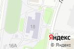 Схема проезда до компании Гимназия №123 в Барнауле