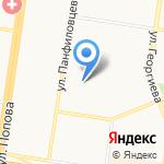 Барнаульская специальная (коррекционная) общеобразовательная школа-интернат №3 VIII вида на карте Барнаула