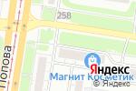Схема проезда до компании АА-ПЕРВАЯ КЛИНИНГОВАЯ КОМПАНИЯ в Барнауле