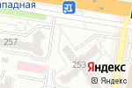 Схема проезда до компании Станкопром в Барнауле
