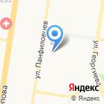 Пункт централизованной охраны №2 Управления вневедомственной охраны по г. Барнаулу на карте Барнаула