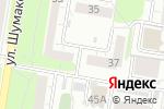 Схема проезда до компании Живушка в Барнауле