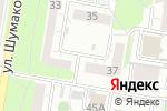 Схема проезда до компании Компания по перевозке нефтепродуктов в Барнауле
