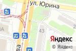 Схема проезда до компании Книги в Барнауле