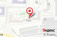 Схема проезда до компании Прометей в Барнауле