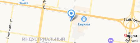 Мастерская по ремонту амортизаторов и стоек на карте Барнаула
