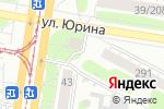 Схема проезда до компании Семушка в Барнауле