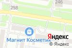 Схема проезда до компании Киоск по ремонту обуви в Барнауле