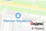 Схема проезда до компании Специализированная похоронная служба г. Барнаула, МУП в Барнауле
