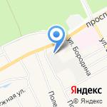 ТИМБЭ ПРОДАКШЕН на карте Барнаула