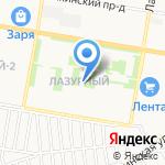 Мой Дом Барнаул на карте Барнаула